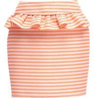 Mattel Barbie Sukně oranžový proužek