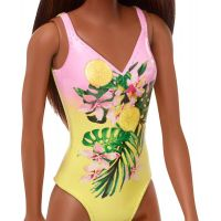 Mattel Barbie v plavkách černoška GHW39 5
