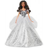 Mattel Barbie vianočné bábika Latinoameričanka