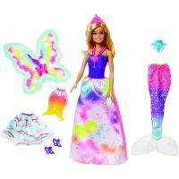 Mattel Barbie Víla s pohádkovými oblečky