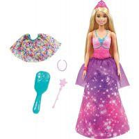 Mattel Barbie Premena z princeznej na morskú pannu