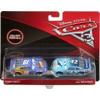 Mattel Cars 3 auta 2 ks Bobby Swift 2