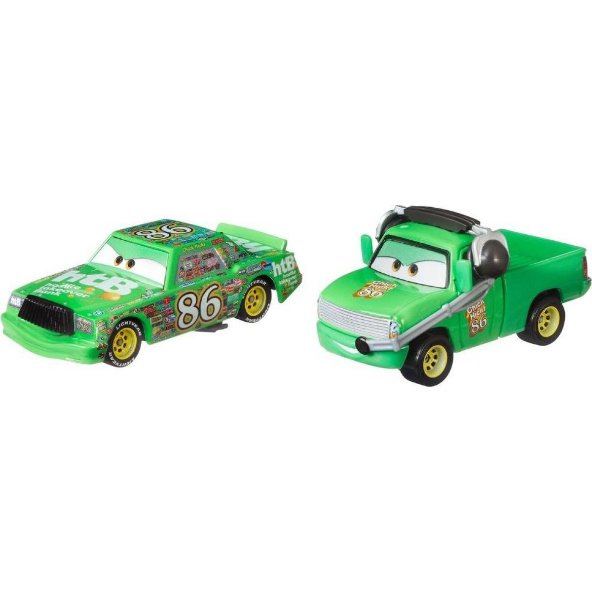 Mattel Cars 3 auta 2 ks Chick Hicks a Jefe Chick