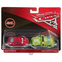 Mattel Cars 3 auta 2 ks Chick 2