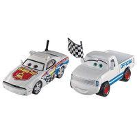 Mattel Cars 3 auta 2 ks Kris Revstopski a Pat Traxson