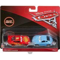 Mattel Cars 3 auta 2 ks McQueen 2