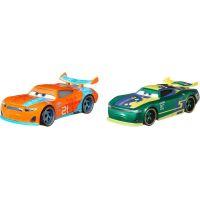 Mattel Cars 3 auta 2 ks Ryan Inside Laney a Eric Braker