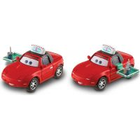 Mattel Cars 3 auta 2 ks Waitress Mia a Waitress Tia