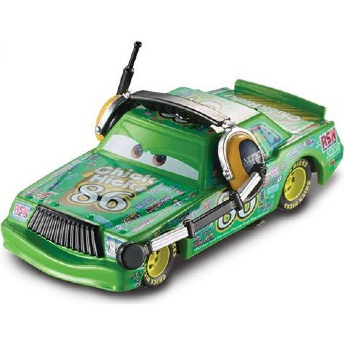 Mattel Cars 3 Auta Chick Hicks with headset
