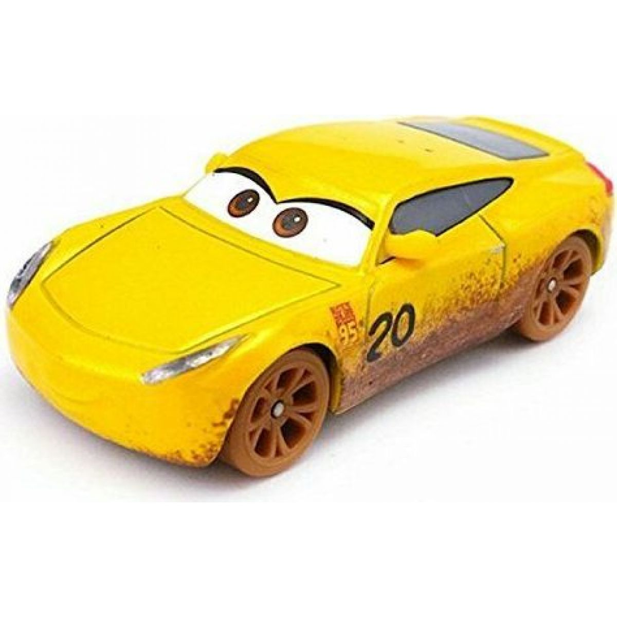 Mattel Cars 3 Auta Cruz Ramirez as Frances Betline