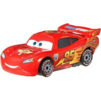 Mattel Cars 3 Auta Lightning McQeen with Racing Wheels