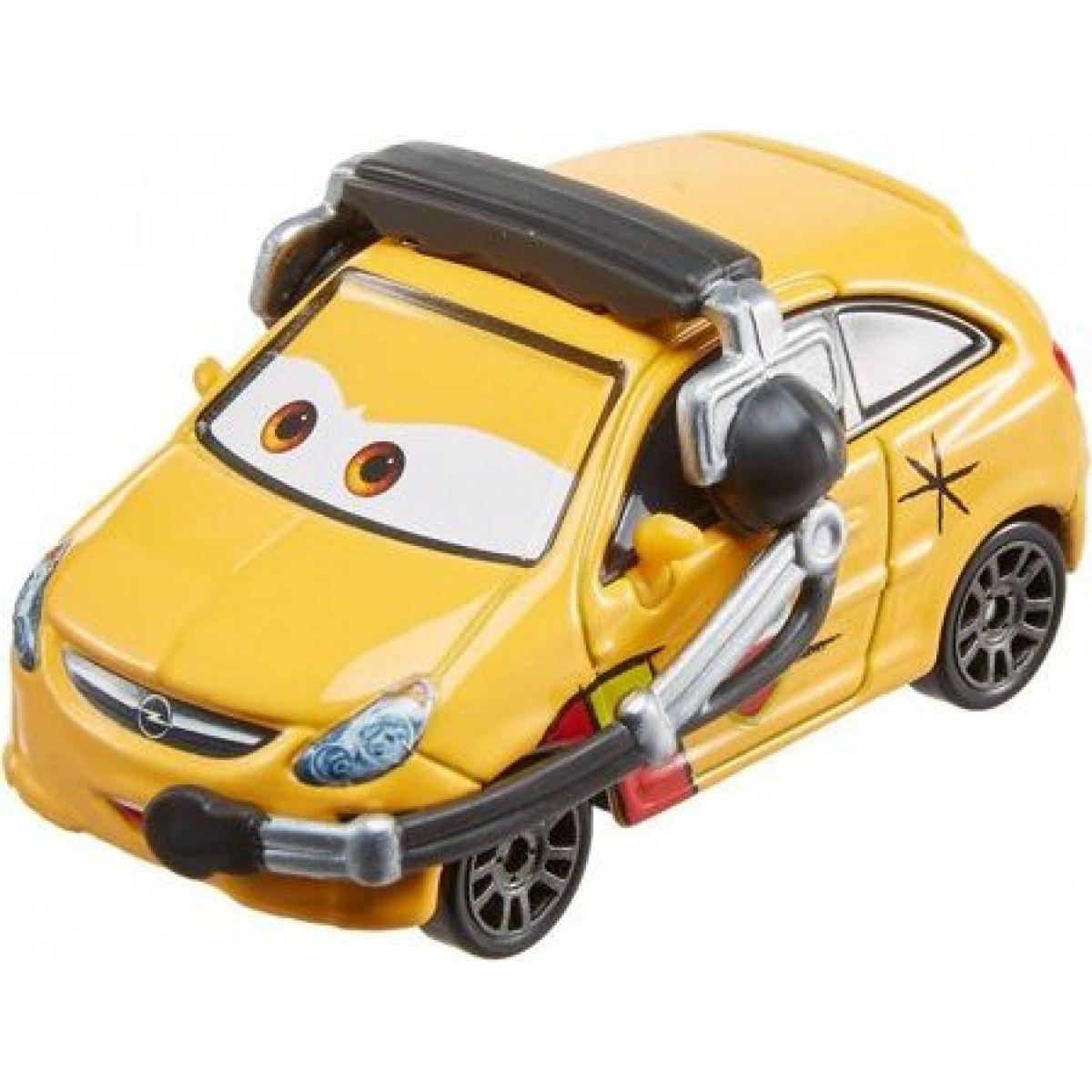 Mattel Cars 3 Auta Petro Cartalina