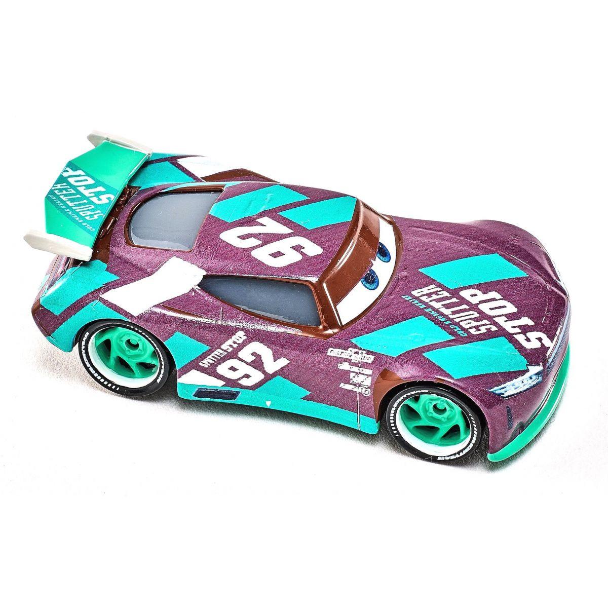 Mattel Cars 3 Auta Sheldon Shifter