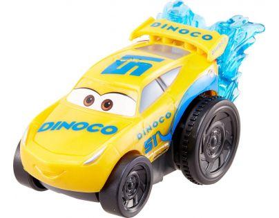 Mattel Cars 3 auto do vody Dinoco Cruz Ramirez