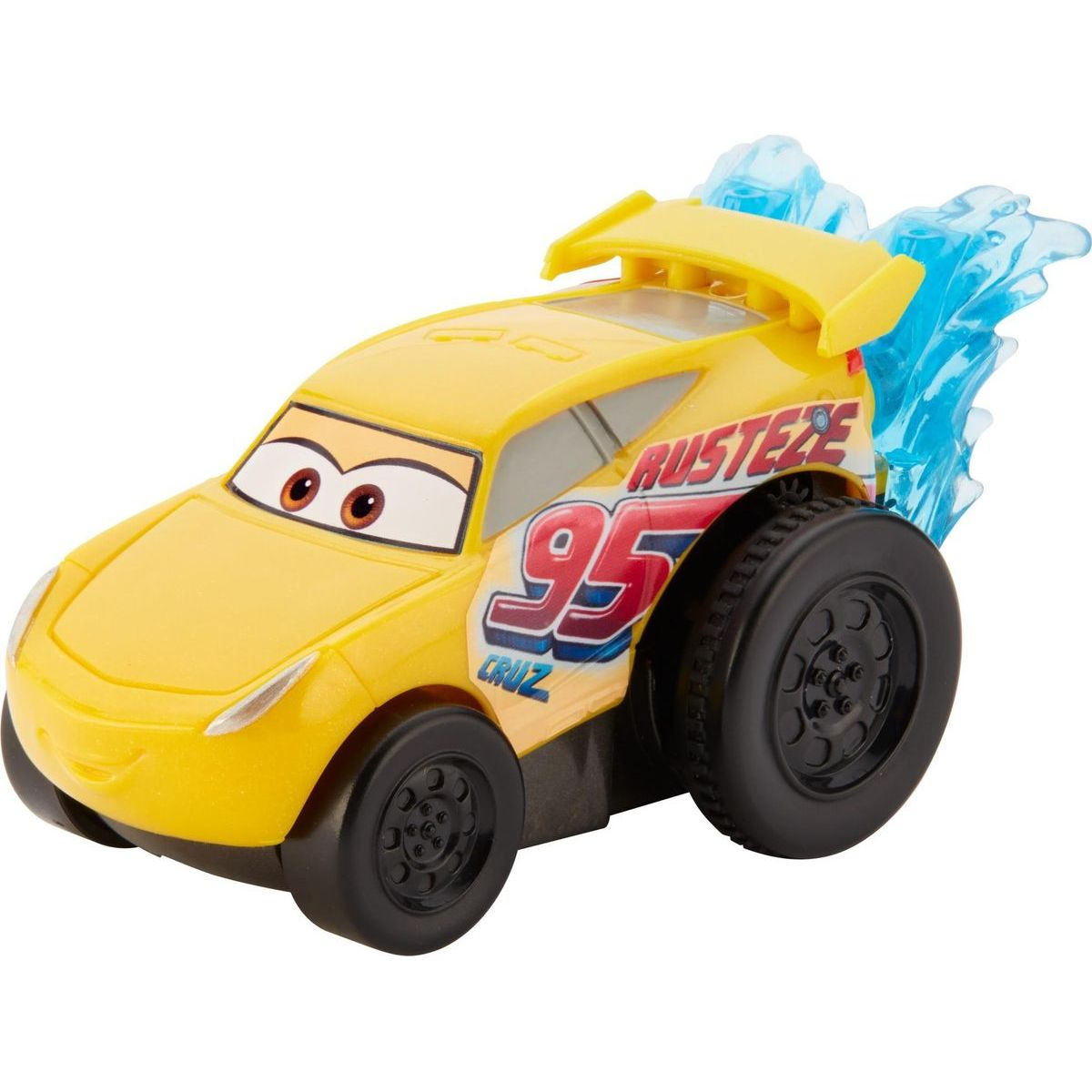 Mattel Cars 3 auto do vody Rust-Eze Cruz Ramirez