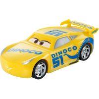 Mattel Cars 3 Bourací auto Dinoco Cruz Ramirez