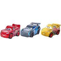 Mattel Cars 3 Mini auta 3ks matné