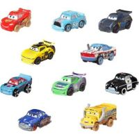 Mattel Cars 3 mini auta kov 10 ks sada 10