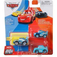 Mattel Cars 3 mini auta metal 3ks Dinoco Daydream Series
