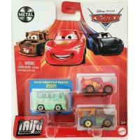 Mattel Cars 3 mini auta metal 3ks New 2021 I.