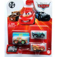 Mattel Cars 3 mini auta metal 3ks New 2021 II.