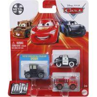 Mattel Cars 3 mini auta metal 3ks New 2021 IV.