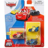 Mattel Cars 3 mini auta metal 3ks XRS Racers Series