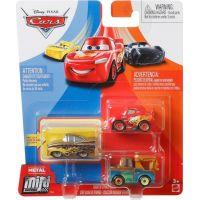 Mattel Cars 3 mini auta metal 3ks Radiator Springs Series
