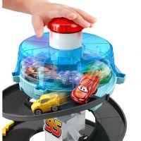 Mattel Cars 3 mini Závodní dráha spirála 4