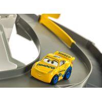 Mattel Cars 3 mini Závodní dráha spirála 5