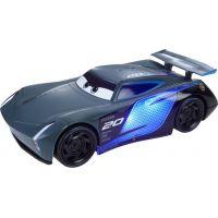 Mattel Cars 3 svítící závodní auta Jackson Storm