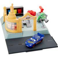 Mattel Cars action shifters herní set Ramonova lakovna