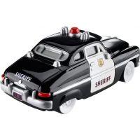 Mattel Cars Akční auta - DKV41 Šerif 2