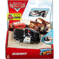 Mattel Cars Akční auta - DKV41 Šerif 5