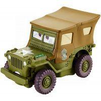 Mattel Cars Akční auta - DKV43 Sarge