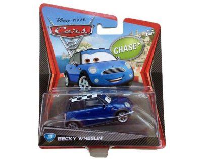 Mattel Cars 2 Auta - Becky Wheelin
