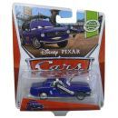 Mattel Cars 2 Auta - Brent Mustangburger with headset 2