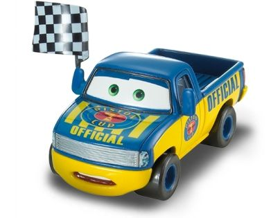 Mattel Cars 2 Auta - Dexter Hoover