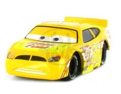Mattel Cars 2 Auta - Fiber Fuel No.56