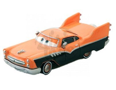 Mattel Cars 2 Auta - Hank Murphy