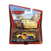 Mattel Cars 2 Auta - Jeff Gorvette