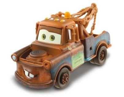 Mattel Cars 2 Auta - Mater - Hook