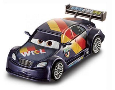 Mattel Cars 2 Auta - Max Schnell