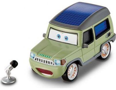 Mattel Cars 2 Auta - Miles Axlerod