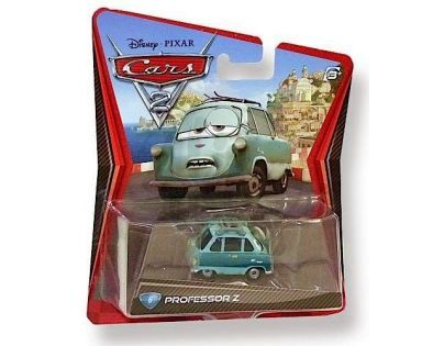 Mattel Cars 2 Auta - Professor