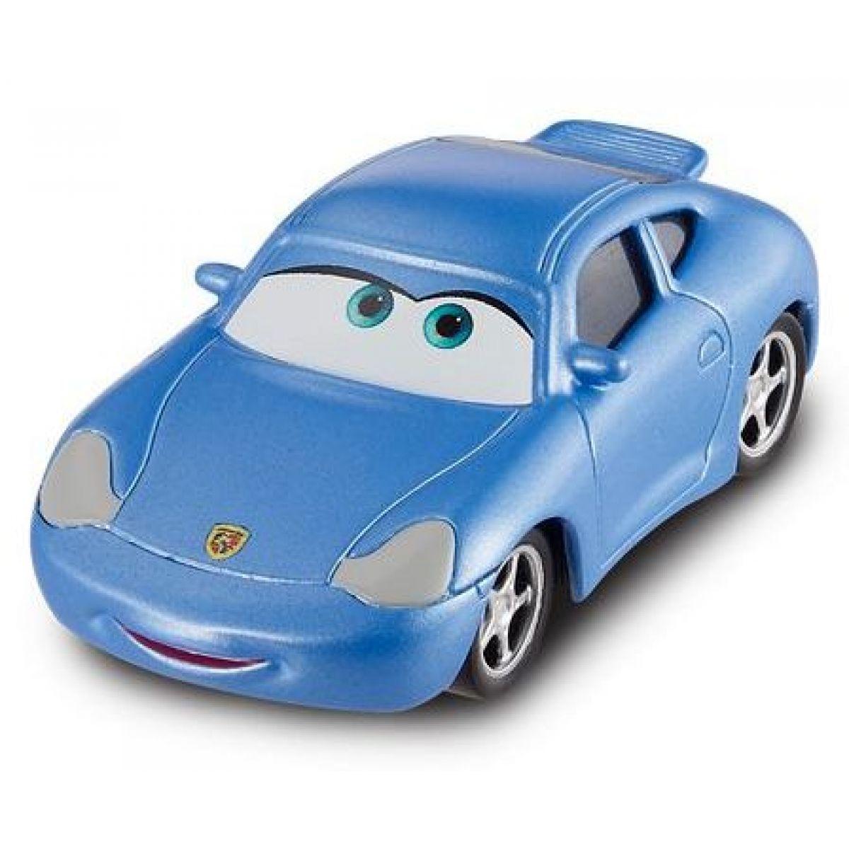 Mattel Cars 2 Auta - Sally