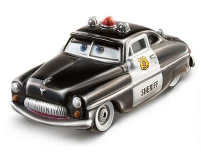 Mattel Cars 2 Auta - Sheriff