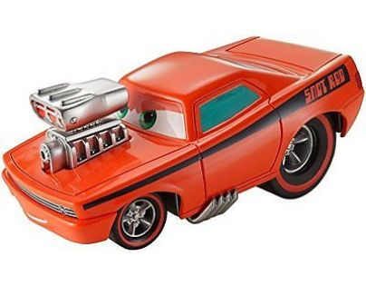 Mattel Cars 2 Auta - Snot Rod