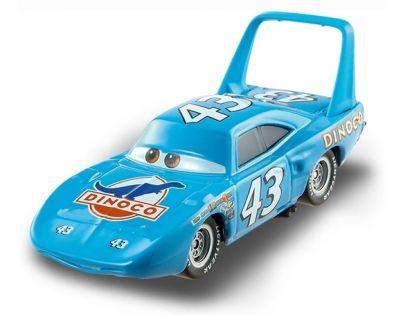 Mattel Cars 2 Auta - The King