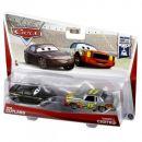Mattel Cars 2 Autíčka 2ks - Cutlass a Cartrip 2